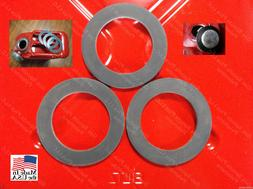 3 Jerry Can GAS CAP GASKETS Gerry 5 Gallon 20L Rubber Fuel A