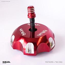 ATV Gas Cap Honda TRX 450R  TRX 400EX  and 700XX  Red