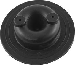Acerbis Large Gas Cap Gasket Black Universal Each