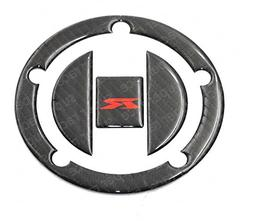 Decal Story 3D Real Carbon Fiber Emblem Gas Cap Cover Sticke