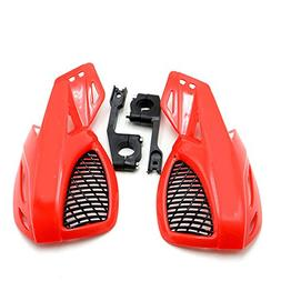 Decal Story Motocross Motorcycle Red Hand Guards Hand guards