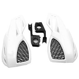 Decal Story Motocross Motorcycle White Hand Guards Hand guar