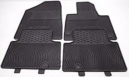 Genuine Hyundai 4Z013-ADU01 All Weather Mat - 4 Piece