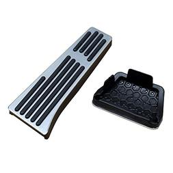 No Drill Gas Pedals Cover For BMW 1 2 3 4 5 6 7 Series X3 X5