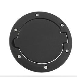 OMUOFFROAD Black Gas Tank Cap Cover for