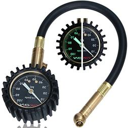 Tire Pressure Gauge  for Car Auto Motorcycle Truck RV ATV