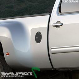 00-05 Excursion F450 F250 98-14 Lincoln Navigator 97-14 Expedition Topline Autopart Matte Black Aluminum Gas Door Cover With Lock For 97-04 Ford F150 F350 F550