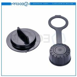 Gas Can Parts Kit Stopper Cap+Rear Vent Gasket Cap for Gott
