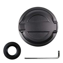 Gas Cap Cover for 2018 Jeep Wrangler JL & Unlimited 4-Door 2