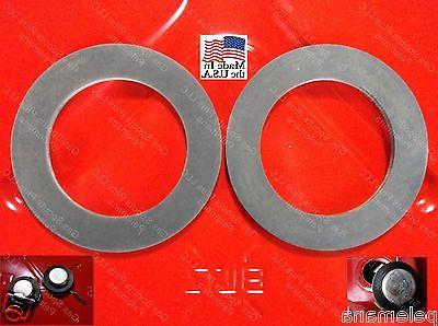 2 Jerry Can GAS CAP GASKETS Gerry 5 Gallon 20L Rubber Fuel M