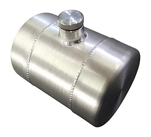 6x12 center fill spun aluminum gas tank