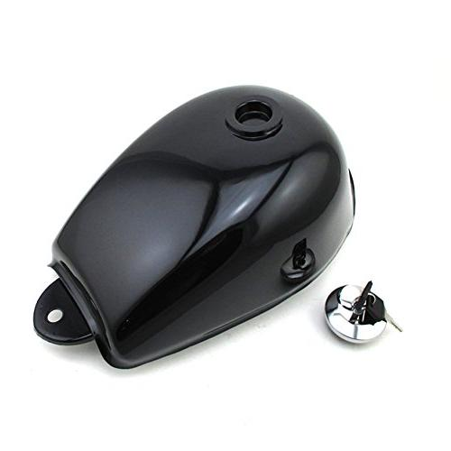TC-Motor Black Steel Gas Fuel Tank For Honda Mini Trail Monkey Motor Bike Z50 Z50A Z50J Z50R Motorcycle
