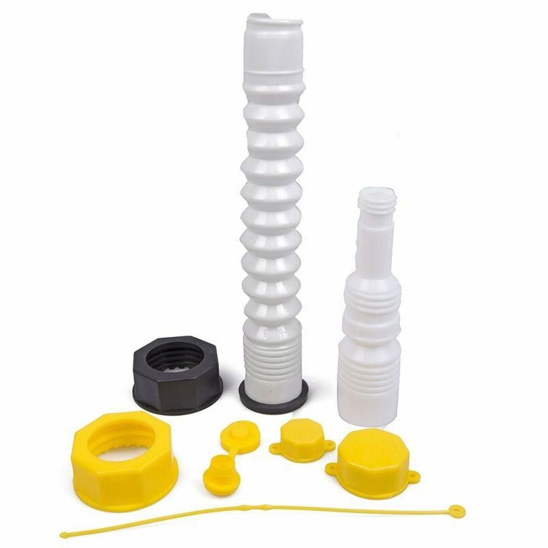 Ez-Pour Gas Can Replacement Spout Kit - Update Your Old Can
