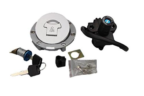 ignition switch lock fuel gas cap cover