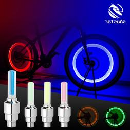 LED Illuminate Bicycle Light Neon <font><b>Tire</b></font> <