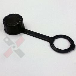 One Vent Screw Cap for Gas Cans, Jerry Cans, RotopaX and mos