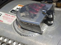 Peterbilt Semi Truck Lock-On Guard Locking Fuel Cap Anti-The