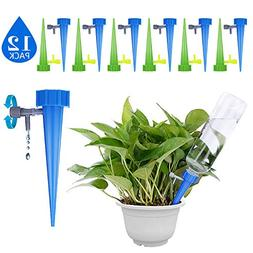 GiftedMary Plant Self Watering Spikes Devices Vacation Plant