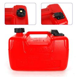 KANING 3 Gallon Portable Fuel Tank, Portable Boat Fuel Tank