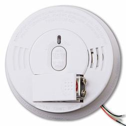 Kidde Smoke Detector, 120V Hardwired Ionization w/ Battery B