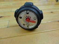 SPEEDWAY GAS CAP WITH GAUGE BRAND NEW KELCH'S NEWEST STYLE