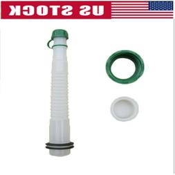 Spout & Parts Cap Kit Replacement for Rubbermaid Kolpin Gott