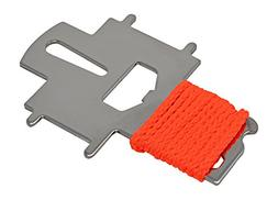 Stainless Steel Universal Deck Plate Key - Gas Fuel Water Wa