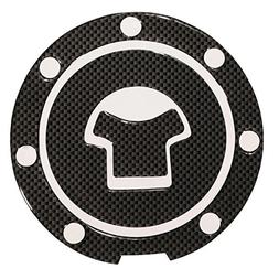 Funnytoday365 Universal Mototcycle Gas Tank Sticker Fuel Cap
